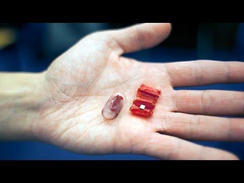 Działanie origami robots