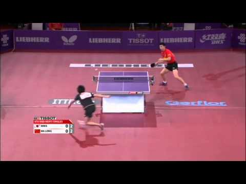 WTTC 2013 Highlights: Ma Long vs Koki Niwa (1/8 Final)