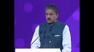 UP Investors' Summit: Anand Mahindra FULL SPEECH: Yogi Adiyanath has vision for UP - ABPNEWSTV