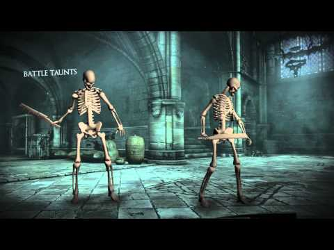 Hellraid - AI Animations of the Skeletons (PC, PS3, Xbox 360)
