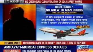 Air India director forced 'unmanned' flight to take off - NEWSXLIVE