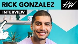 'Arrow', Rick Gonzalez Reacts To Working With Lady Gaga & Talks Season 7!! | Hollywire - HOLLYWIRETV