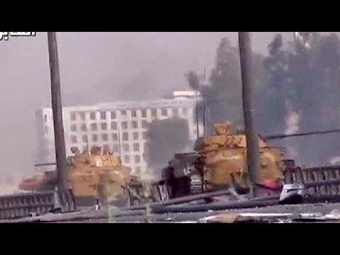 Συρία: αιματηρή έκρηξη σε προάστιο της Δαμασκού και σφοδρές συγκρούσεις