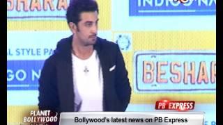PB Express - Shahrukh Khan, Ranbir Kapoor, John Abraham, Sonu Nigam, Madhuri Dixit & others