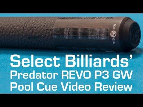 Predator REVO GW - Pool Cue Video Review