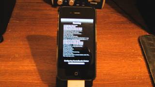 HOW TO FLASH SPRINT IPHONE 4 TO CRICKET IN 3 STEPS (TALK & TEXT ONLY)