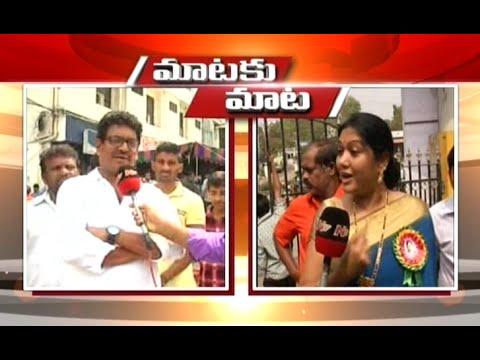 Actress Hema Vs Sivaji Raja - Mataku Mata