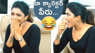 Actress Eesha Rebba About Her Character In Subramaniapuram Movie | Sumanth | TFPC - TFPC