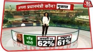 अगला प्रधानमंत्री कौन हो, जानिए गुजरात और महाराष्ट्र की जनता की इस पर क्या राय है   PSE - AAJTAKTV