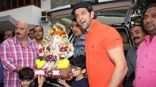 Celebs bid adieu to Lord Ganesh - TIMESNOWONLINE