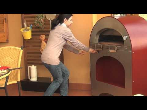 Готовые Дровяные печи Alfa Pizza PIZZA & BRACE
