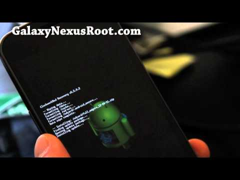 How to Install ROM on Rooted Galaxy Nexus!