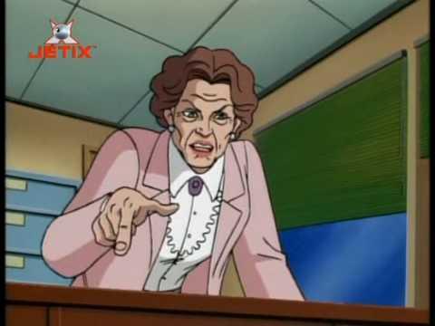 """Spiderman Odcinek 59 """"Powrót Hydro-Mana cz.1"""" (1/2)"""