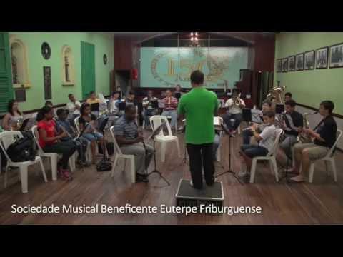 Sociedade Musical Euterpe Friburguense | Patrimônio Imaterial, Nova Friburgo