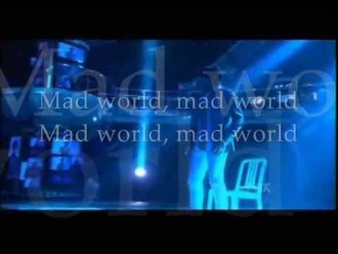 Adam Lambert Mad World