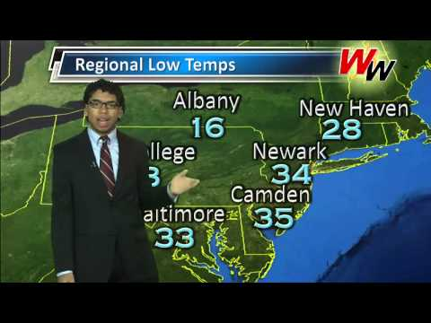 Saturday, March 8th, 2014 AM Forecast