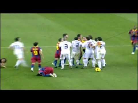 Barcelona vs Real Madrid 5 0 Resumen Completo ESPN Lunes 29 Nov. 2010