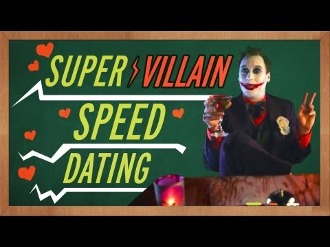 Supervillain Speed Dating