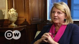 Austrian Foreign Minister: 'I see Russia as a partner' | DW English - DEUTSCHEWELLEENGLISH