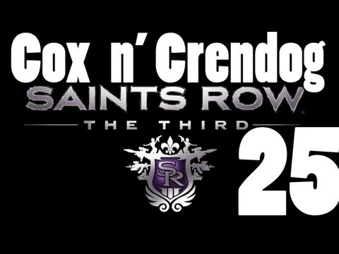 Saints Row the Third Part 25 Tanks for the Life Lesson