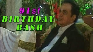 Bollywood stars at Dilip Kumar's 91st B'day bash