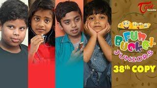 Fun Bucket JUNIORS | Episode 38 | Kids Funny Videos | Comedy Web Series | By Sai Teja - TeluguOne - TELUGUONE