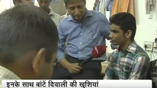 Festival of lights in the words of ambitious differently abled children - NDTVINDIA