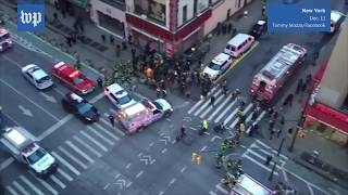 Explosion in New York injures four - WASHINGTONPOST