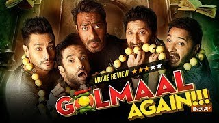 Golmaal Again Movie Review: You cannot help but laugh your head off! - INDIATV