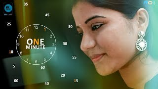 ONE MINUTE || latest telugu short film || Malladi Vijay || SkyLight Movies - YOUTUBE