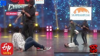 Hyper Aadi Hilarious Comedy  - Dhee Champions (#Dhee 12) - 26th February 2020 - MALLEMALATV