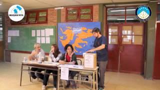 Elecciones 2015 Neuquén - Autoridades de mesa