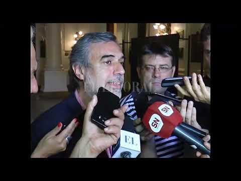 """MIGUEL GONZALEZ JURÃ"""" COMO SENADOR POR EL DEPARTAMENTO LA CAPITAL"""