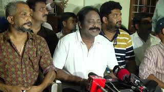 Telugu Television Technicians & Workers Federation Press Meet | tfpc - TFPC