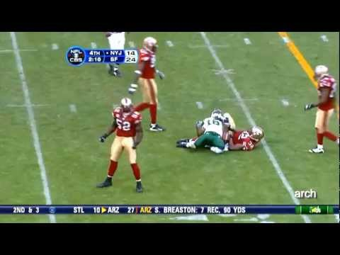 The most vicious hit in the NFL (HD)