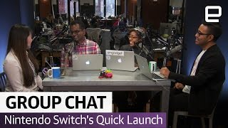 The Nintendo Switch & Obama commutes Chelsea Manning  | The Engadget Podcast Ep: 25 - ENGADGET