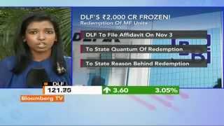 Market Pulse: DLF's Rs. 2,000 Cr Frozen - BLOOMBERGUTV