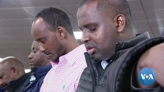 US Somali Community Mourns Mosque Attack - VOAVIDEO