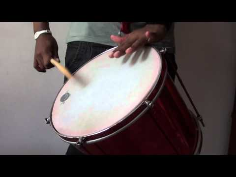 Bossa de Repinique - Ensaio Apito de Mestre Bateria de Samba Show