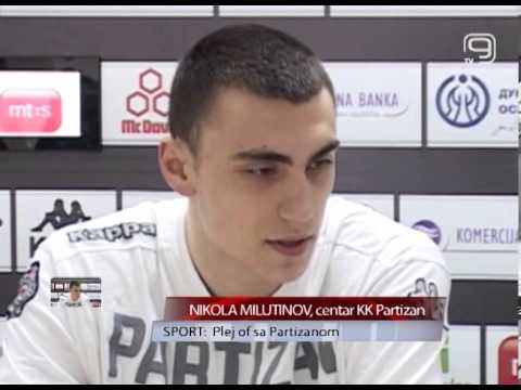 TV KANAL 9, NOVI SAD, Plej of sa Partizanom