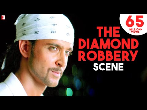 The Diamond Robbery - Scene - Dhoom:2