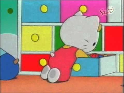 Hello Kitty - odcinek 15 B bajki - Wszystko ma swoje miejsce PL