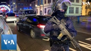 Gunman Kills at Least Four People in French Christmas Market - VOAVIDEO