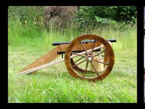 D-Böller Kanone Feldkanone