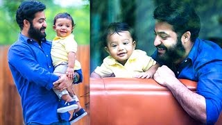 Jr. Ntr's SON Abhay Ram's FIRST Picture | Must Watch - LEHRENTELUGU