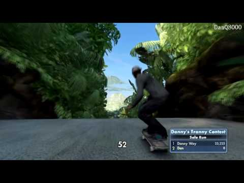 Skate 3: Hawaiian Dream DLC HD Gameplay Part 10 - Master Challenge