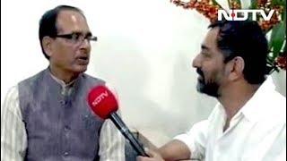 बिना अपराध प्रज्ञा को जेल भेजा गया- शिवराज सिंह चौहान - NDTVINDIA