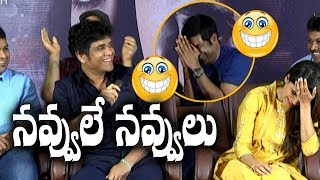 Funny moments at Raju Gari Gadhi 2 press meet || Nagarjuna & Samantha with media || #RajuGariGadhi - IGTELUGU