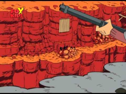 Nowe przygody Lucky Luke'a - 03 - Skarb Daltonów (alternatywny dubbing)