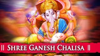Shree Ganesh Chalisa - Most Popular Hindi Devotional Songs - BHAKTISONGS